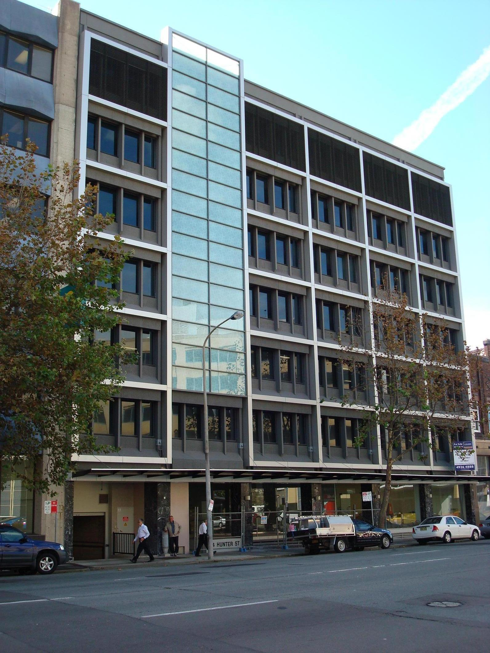 Front of Building - Find Office Space For Hire Or Lease At Newcastle Offices