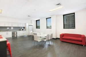 5 Tenants' Kitchen - Find Office Space For Hire Or Lease At Newcastle Offices